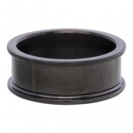 Basisring Zwart 8mm