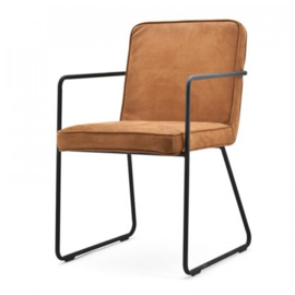 Chair Charly - Cognac