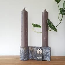 Kaarsenhouder Voor 2 Kaarsen