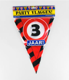 Party Vlag 3jr