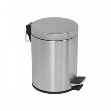 Afvalemmer RVS 12 Liter