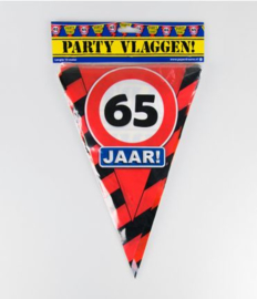 Party Vlag 65jr.