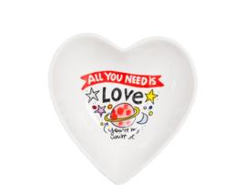 Heart Bowl 16cm