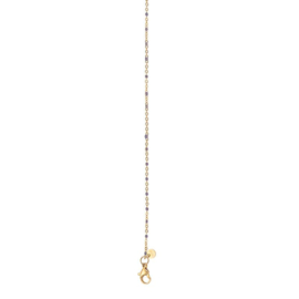 Necklace Beads Gold