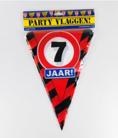 Party Vlag 7jr