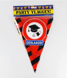 Party Vlag Geslaagd