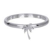R3509-03 Palm Tree 2mm Silver