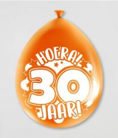 Ballonnen 30jr