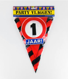 Party Vlag 1jr