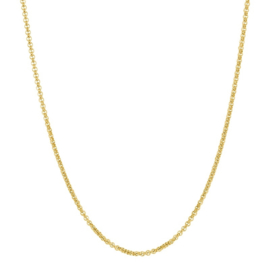 IJC81-1 Collier Goud 80cm 3mm