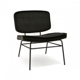 Lounge Chair Vice - Black