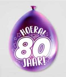 Ballonnen 80jr
