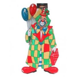 Masker Clown 60cm