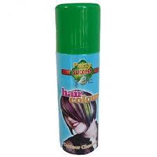 Haarspray Groen 125ml