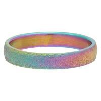 R2901-33 Rainbow Sandblasted 4mm