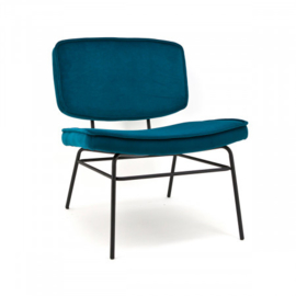 Lounge Chair Vice - Blue