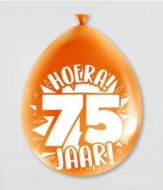 Ballonnen 75jr