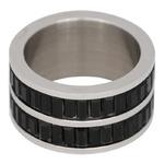 IXXXI Steel Ring IXR016 Silver