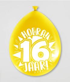 Ballonnen 16jr