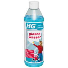 Glazen wasser