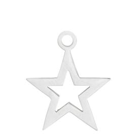 IJCC10-3 Charm Ster Zilver