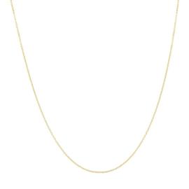 Collier Los  Goud Div. Lengtes 1mm