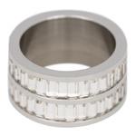 IXXXI Steel Ring IXR015 Silver