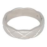 IXXXI Steel Ring IXR021 Silver