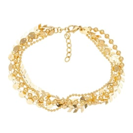 Arrow Chain Gold