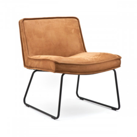 Lounge Chair Montana Cognac Touareq