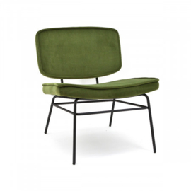 Lounge Chair Vice - Green