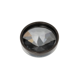 Top part pyramid black diamond black