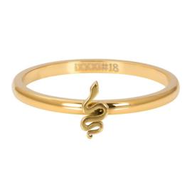 R3505-01 Symbol Snake 2mm Gold