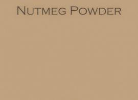 Oliver Krijtverf / Kalkverf - Nutmeg Powder