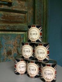Oliver Krijtverf / Kalkverf - Dead Salmon - 1 Liter