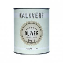 Oliver Krijtverf / Kalkverf - Argilla grijs - 1 Liter