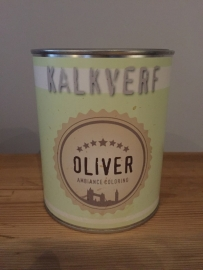 Oliver Krijtverf / Kalkverf - Oliver Beige Grey
