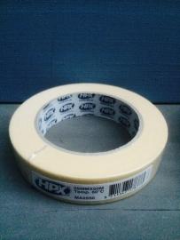 Wit schilders tape 25mm x 50m