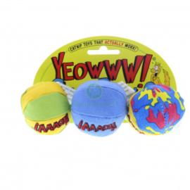 Yeowww My catnip balls