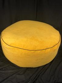 Loungekussen oker geel