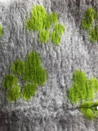 Vetbed groene pootjes, verschillende maten