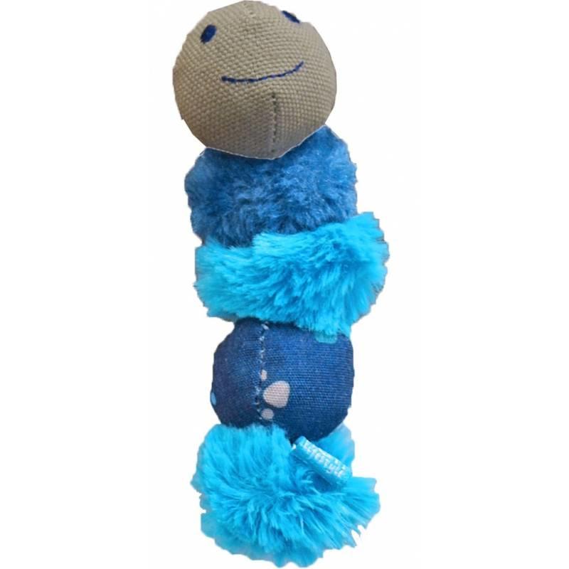 Lief! Rammel rups blauw
