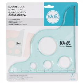 square guide ruler