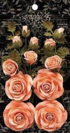 bloemen zalm