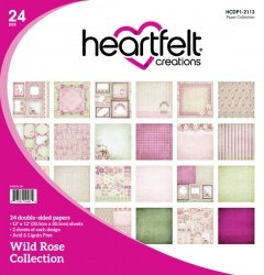 wild rose paper collection