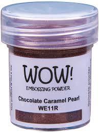 chocolate caramel pearl regular WE 11R
