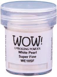 white pearl super fine WE 10SF