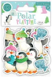polar playtime wood shapers