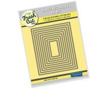nested rectangles dies