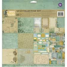 "seahorse 12 x 12"" collection kit"